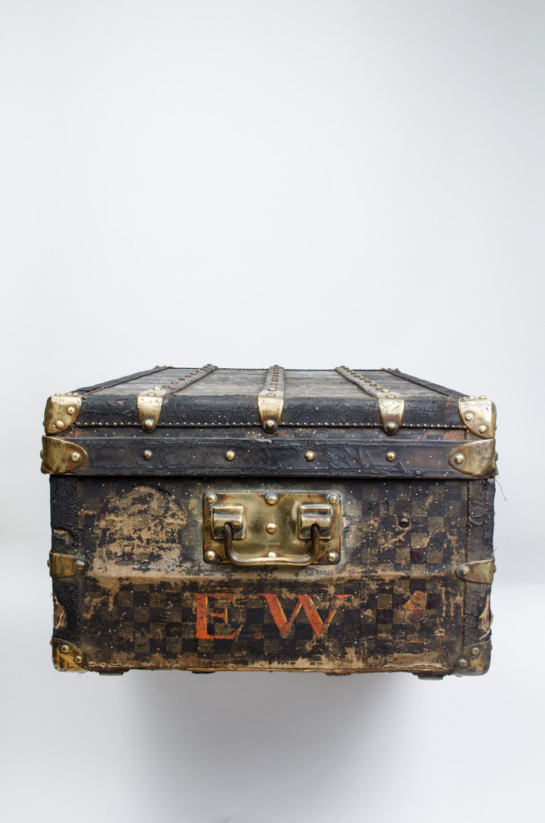 Antique Louis Vuitton Trunk - aptiques by Authentic PreOwned