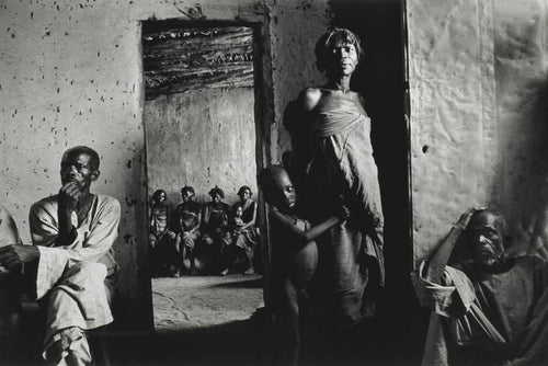Dispensary, Tchad, 1985 - aptiques by Authentic PreOwned