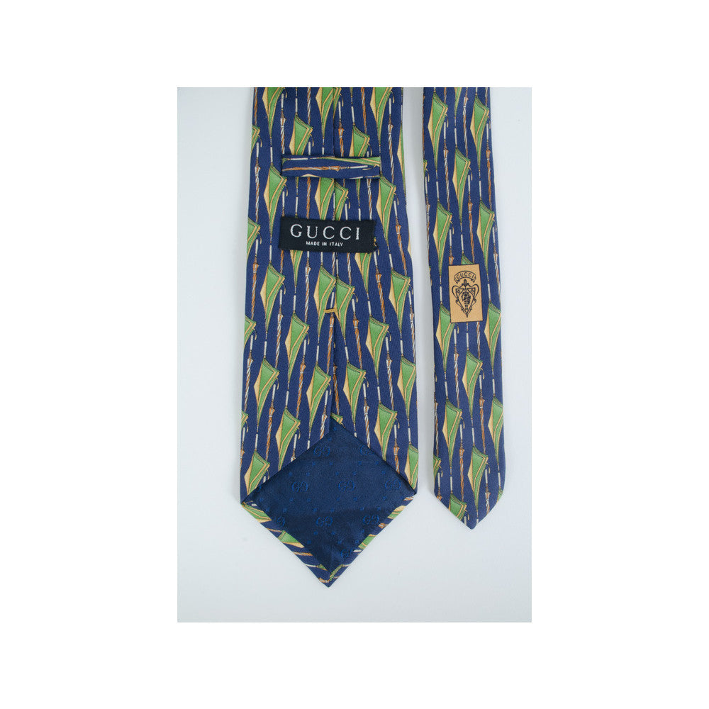 Gucci Tie - aptiques by Authentic PreOwned