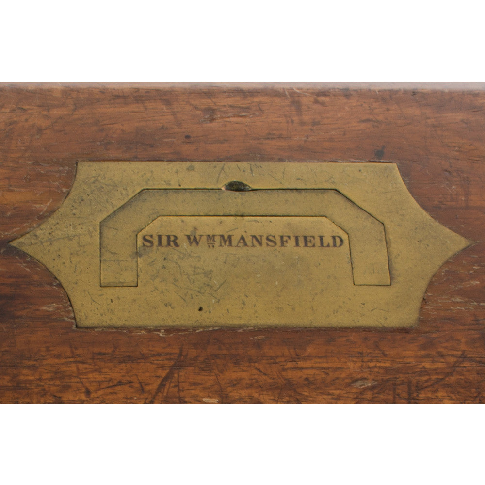Antique Sir William M. Mansfield Gun Case - aptiques by Authentic PreOwned