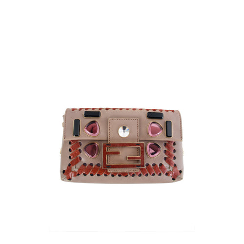 Fendi Jeweled Clutch - aptiques by Authentic PreOwned