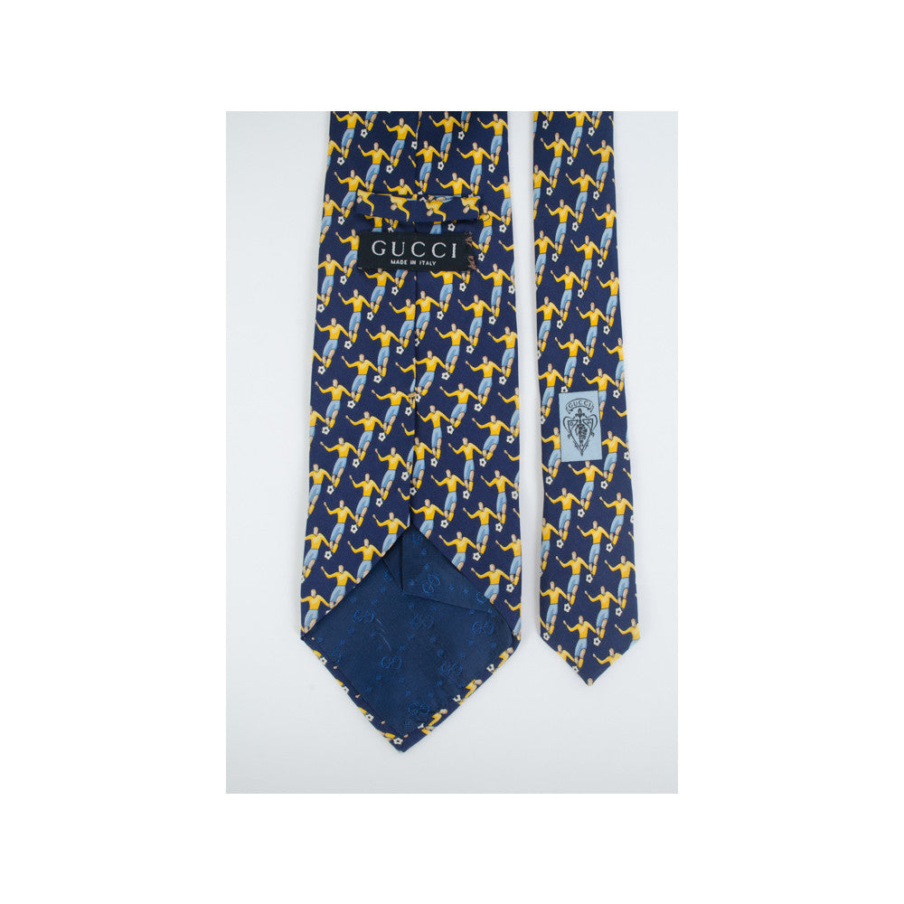 Gucci Tie - Authentic PreOwned