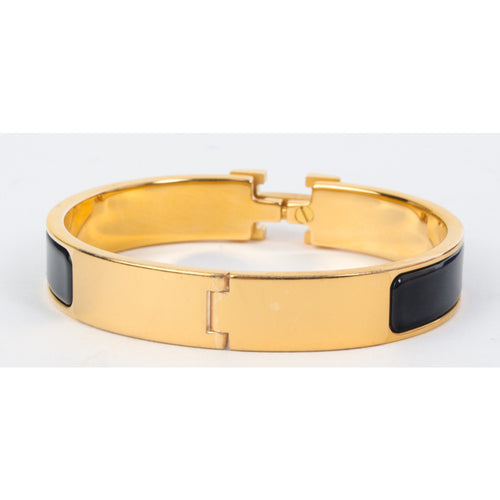 Hermes Clic Clac Bracelet - Authentic PreOwned