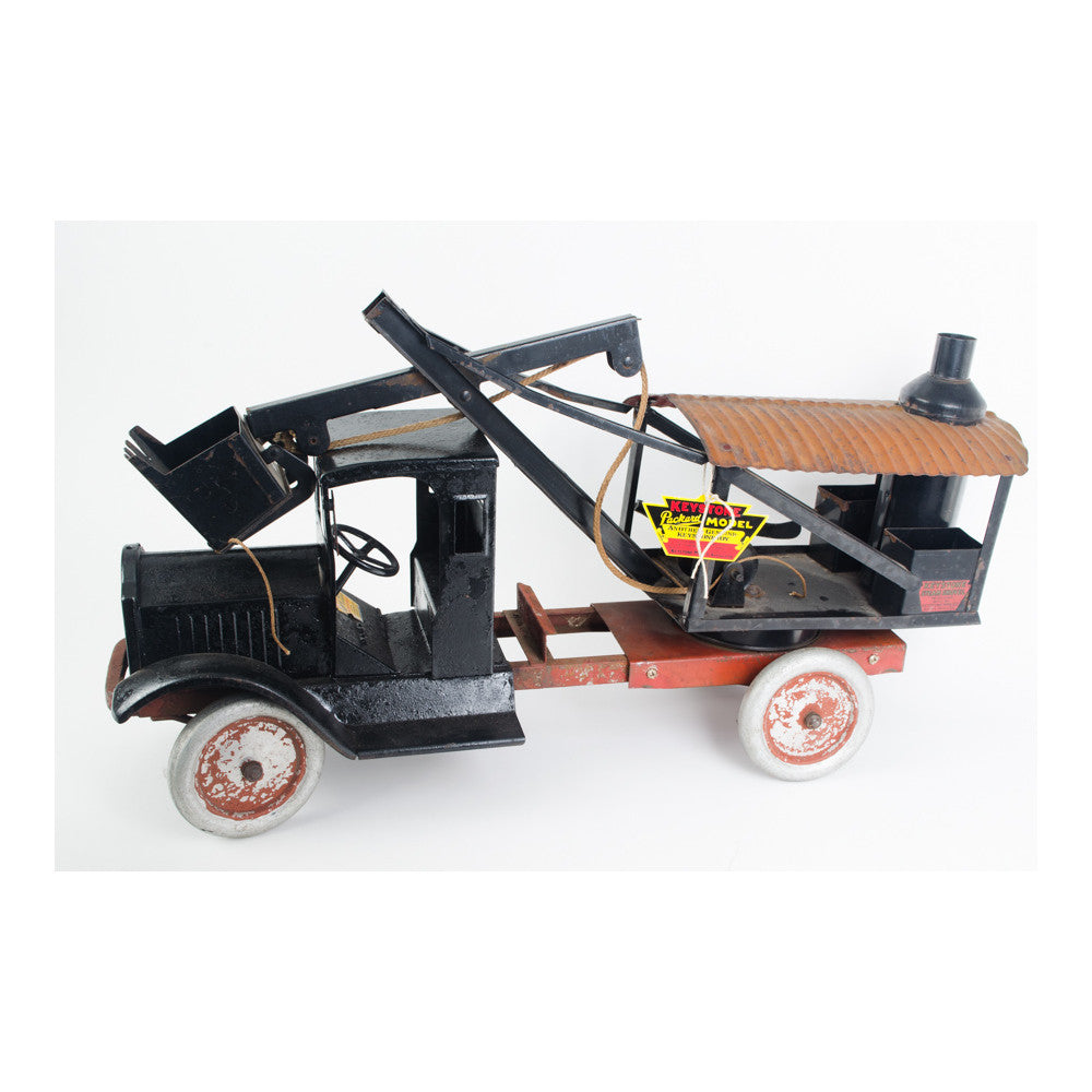 1920's Keystone Steam Shovel Crane Truck - aptiques by Authentic PreOwned