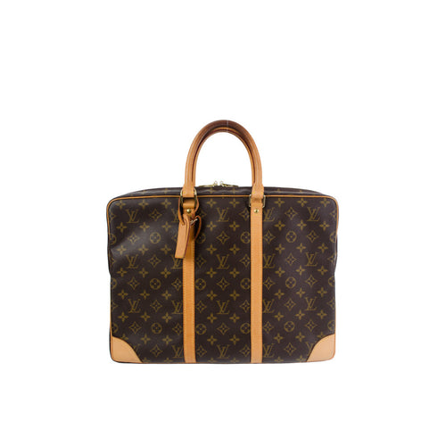 Louis Vuitton Porte Documents Voyage - aptiques by Authentic PreOwned