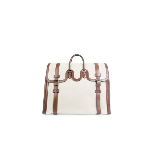 Hermes Vintage Travel Bag