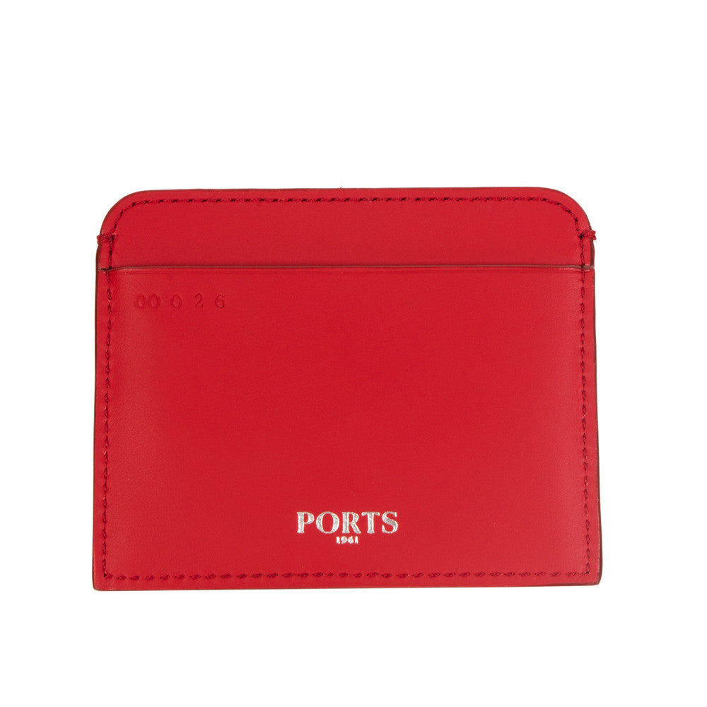 Ports Credit Card Holder - Authentic PreOwned