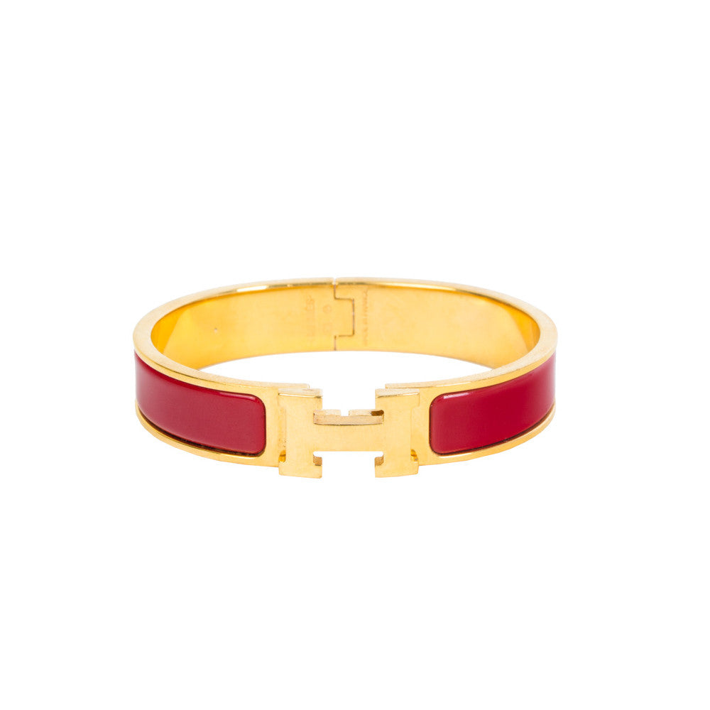 Hermes Clic Clac Bracelet - aptiques by Authentic PreOwned