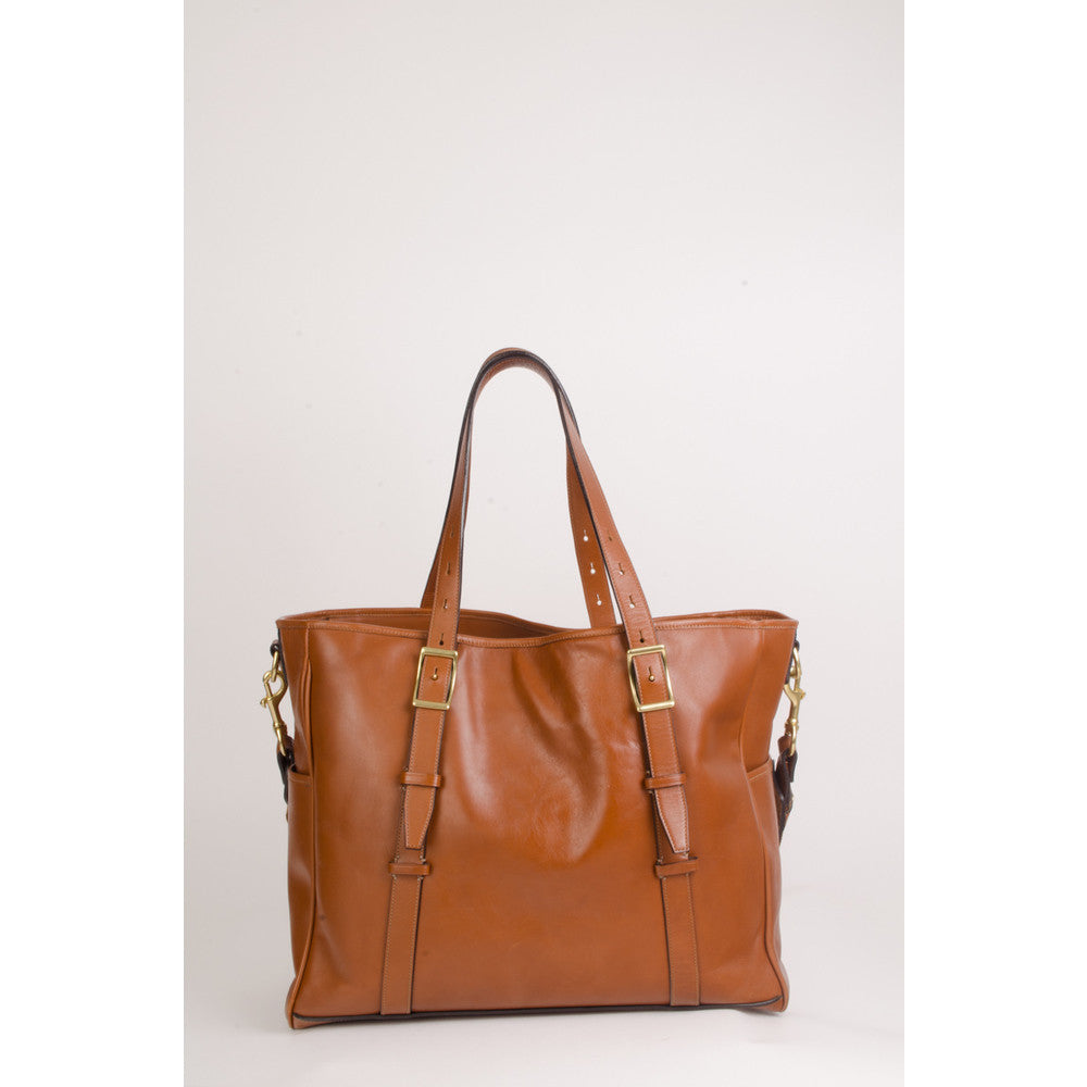 Ghurka Field Tote - aptiques by Authentic PreOwned
