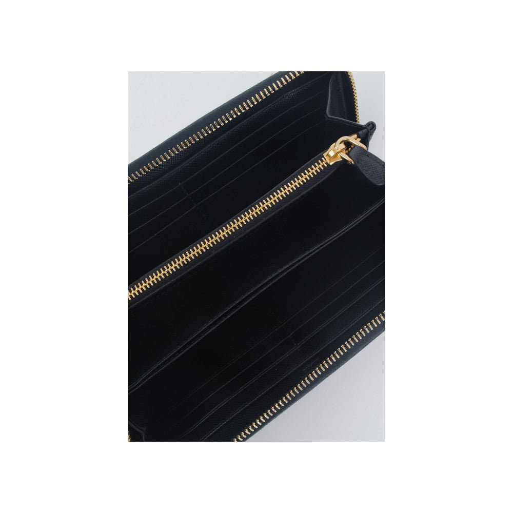 Prada Saffiano Wallet - aptiques by Authentic PreOwned