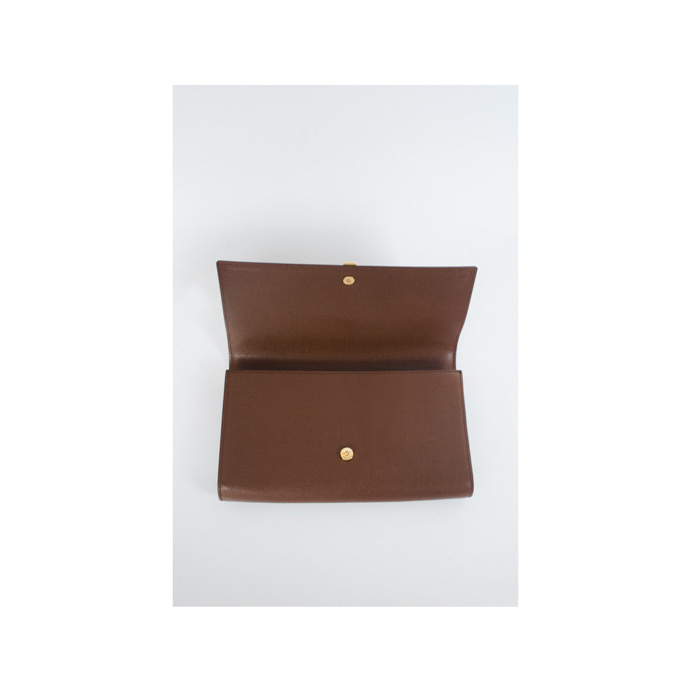 Yves Saint Laurent Classic Y Clutch - aptiques by Authentic PreOwned