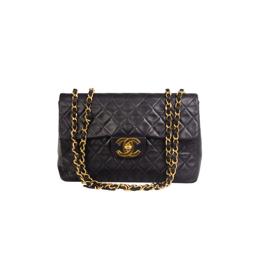 Chanel Jumbo Matelasse 34 - aptiques by Authentic PreOwned