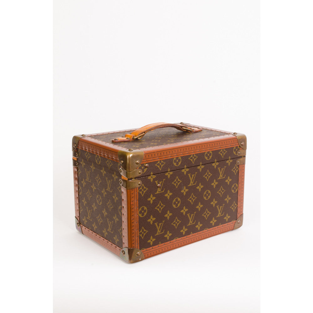 Louis Vuitton Boite Francais Cosmetic Case