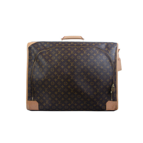 Louis Vuitton Hard Zip Suitcase - aptiques by Authentic PreOwned