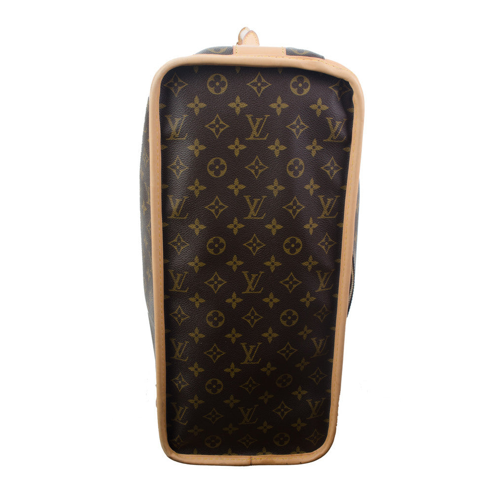 Louis Vuitton Hard Zip Suitcase