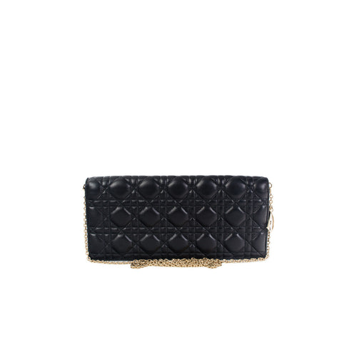 Christian Dior Quilted Clutch - aptiques by Authentic PreOwned