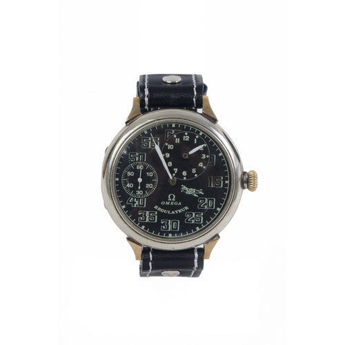 Omega Regulator - aptiques by Authentic PreOwned