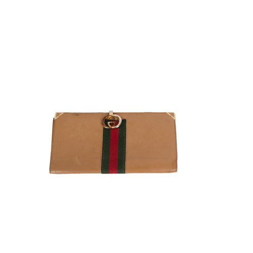 Gucci Wallet/Checkbook - aptiques by Authentic PreOwned