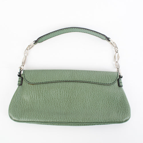 Tod's Green Shoulder Bag - aptiques by Authentic PreOwned
