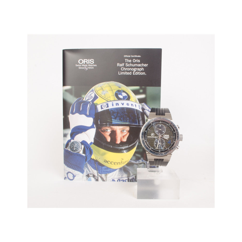 Oris Ralph Schumacher Limited Edition Watch