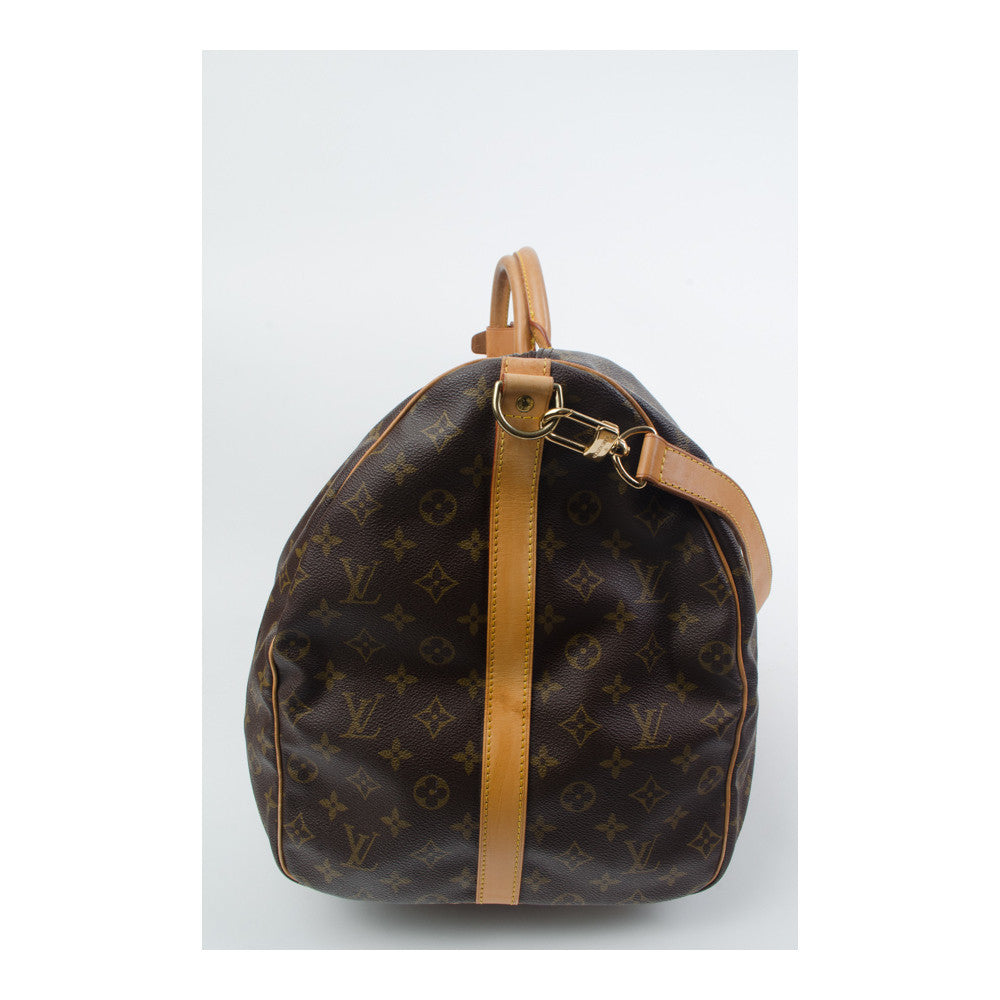 Louis Vuitton Keepall 60 Bandouliere - aptiques by Authentic PreOwned