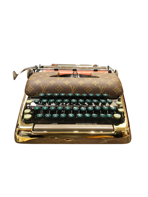 """One-Off"" Vintage Smith Corona Typewriter - aptiques by Authentic PreOwned"