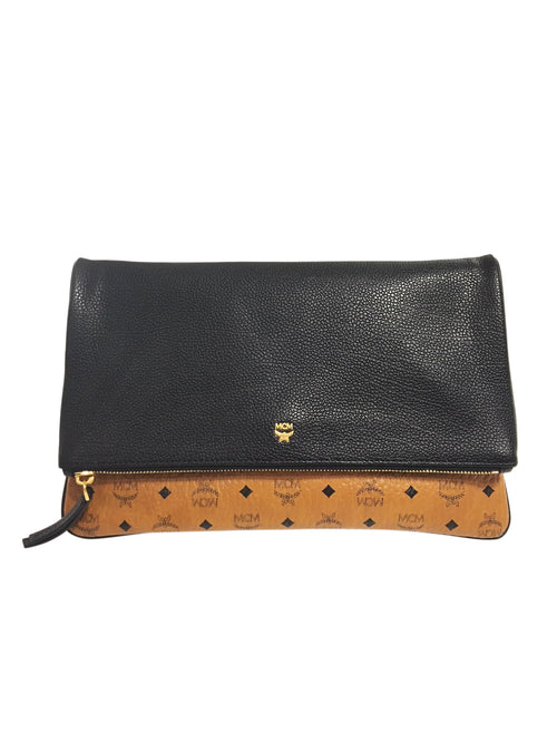 MCM Clutch - aptiques by Authentic PreOwned