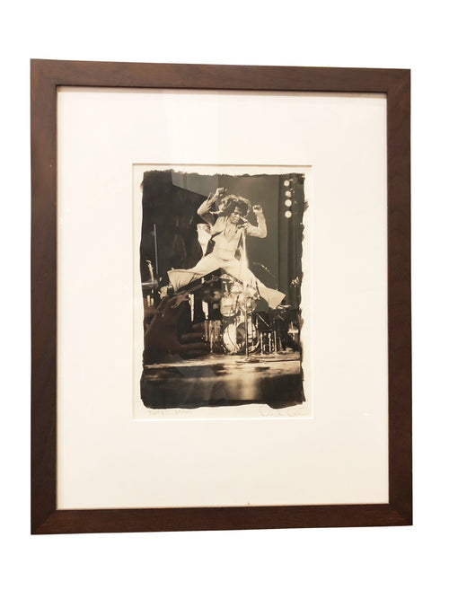 "James Brown ""Jump"" Photograph - aptiques by Authentic PreOwned"