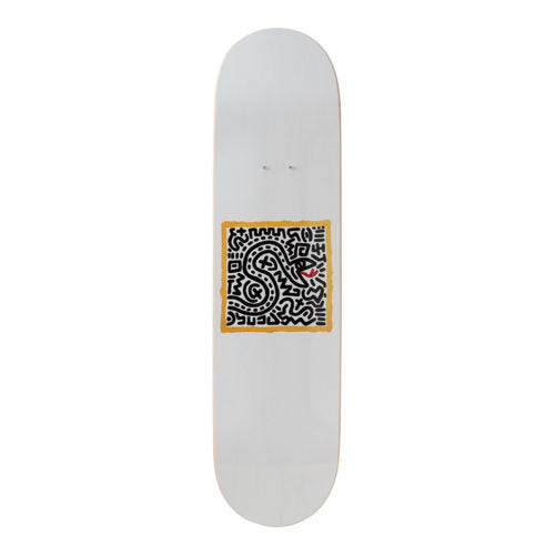 Keith Haring-Untitled(Snake)- Skateboard - aptiques by Authentic PreOwned