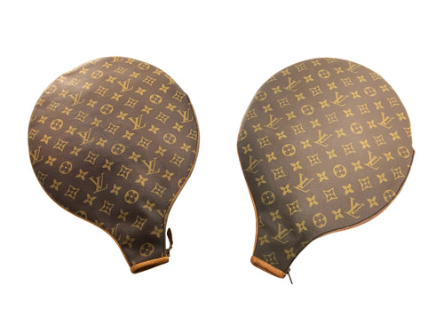 Vintage Louis Vuitton Tennis Racket Covers - aptiques by Authentic PreOwned