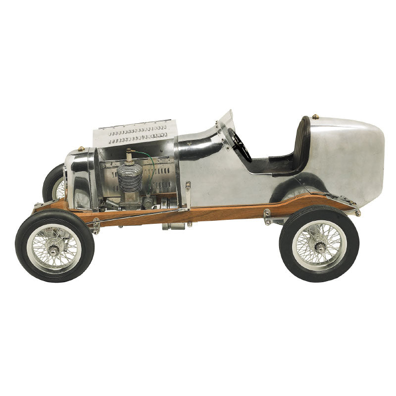 Bantam Midget Model Car- Chrome - aptiques by Authentic PreOwned