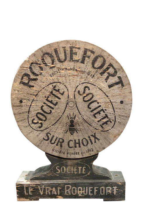 The Vrat Roquefort Company - aptiques by Authentic PreOwned