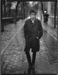 Richard Avedon  Bob Dylan portrait