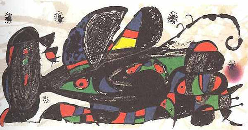 Untitled (Joan Miro. Esculltor) (2) - aptiques by Authentic PreOwned