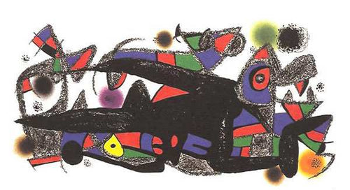 Untitled (Joan Miro. Esculltor) (4) - aptiques by Authentic PreOwned