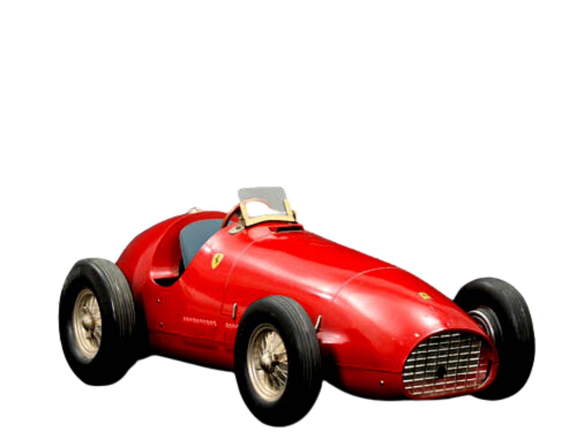 1953 FERRARI GRAND PRIX TOSCHI MODEL RACE CAR - aptiques by Authentic PreOwned