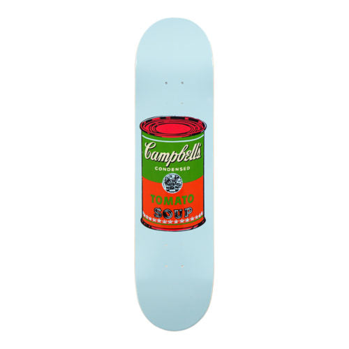 Andy Warhol-Campbell's Soup Can-Red- Skateboard - aptiques by Authentic PreOwned
