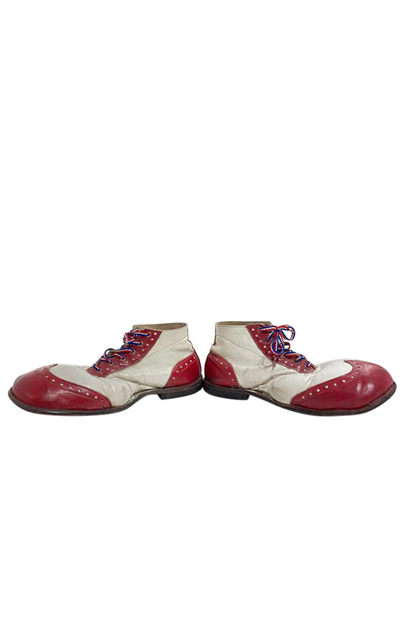 Vintage Clown Shoes - aptiques by Authentic PreOwned