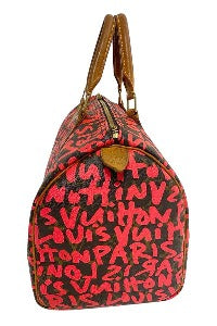 Louis Vuitton Stephen Sprouse Speedy - aptiques by Authentic PreOwned