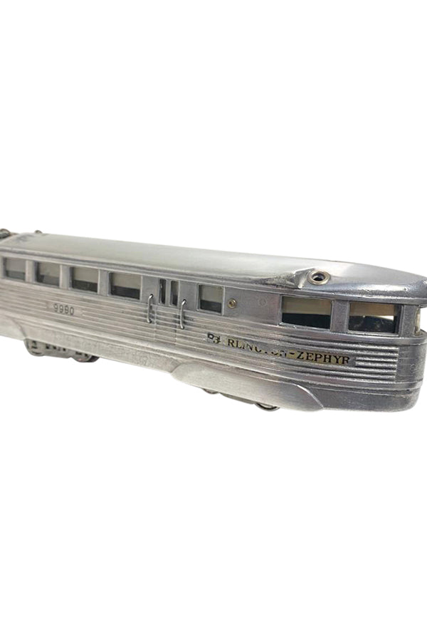 Vintage Burlington Zephyr Train - aptiques by Authentic PreOwned