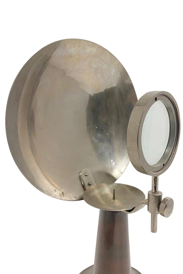 Early 20th Century Parabolic Magnifier Medical Lamp - aptiques by Authentic PreOwned