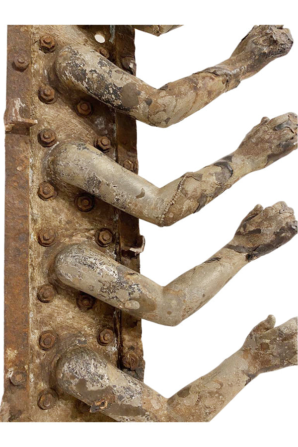Antique Doll Arm Mold Sculpture - aptiques by Authentic PreOwned