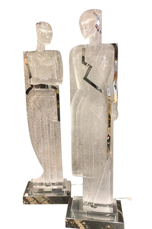 Art Deco Statues - aptiques by Authentic PreOwned