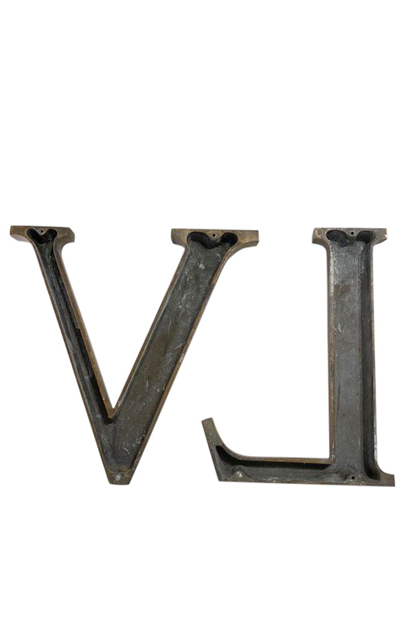 Louis Vuitton Store Signage Logo ( Original)