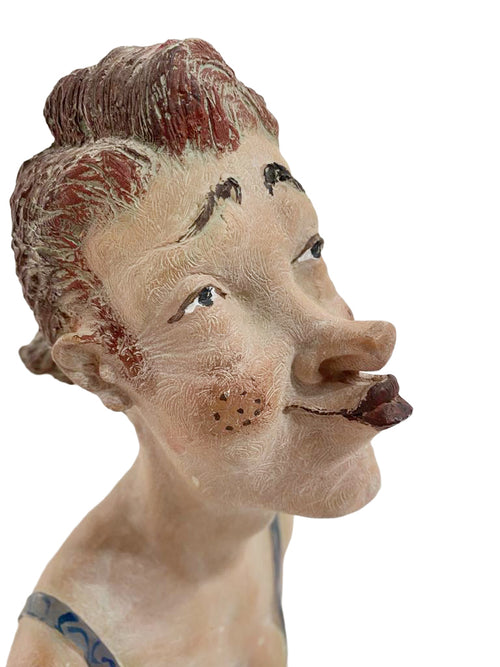 Joseph Bofil Ceramic Sculpture - aptiques by Authentic PreOwned