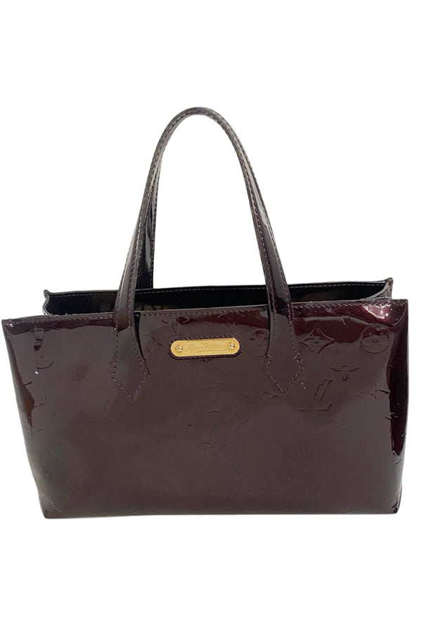 Louis Vuitton Vernis Tote - aptiques by Authentic PreOwned