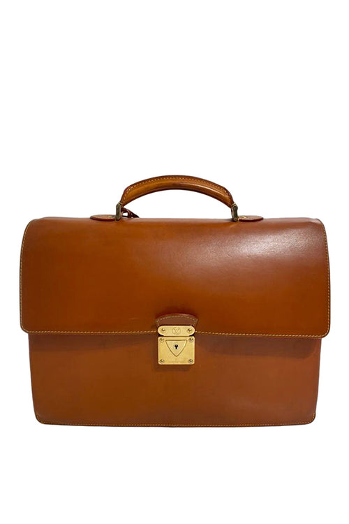 Louis Vuitton Robusto Nomade Leather Briefcase