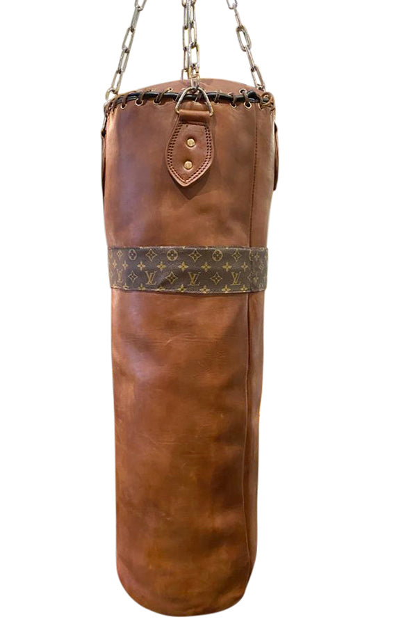 Customized Leather Punching Bag - aptiques by Authentic PreOwned