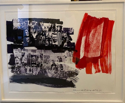Robert Rauschenberg - aptiques by Authentic PreOwned