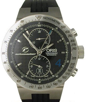 Oris Ralph Schumacher Limited Edition Watch - aptiques by Authentic PreOwned